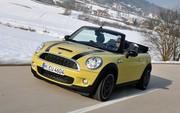 Essai Mini Cabrio Cooper S : Coûteuse récréation