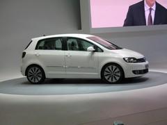 Prix Volkswagen Golf Plus : La Golf Plus retouche aussi ses tarifs