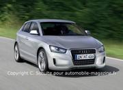 Future Audi A2 : Retour à retardement