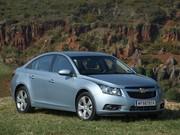 Essai Chevrolet Cruze : familiale discount