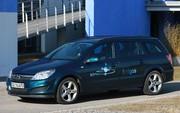 Une Opel hybride au gaz naturel