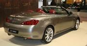 Infiniti G37 Cabrio : la star du salon, c'est lui