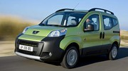 Peugeot Bipper Tepee en version Outdoor