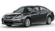 Subaru Legacy 5 : une berline tout en rondeurs