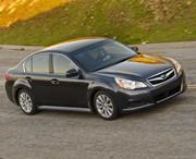 Subaru Legacy : Rentrer dans le rang