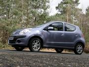 Essai Nissan Pixo : L'alter aygo de l'Alto