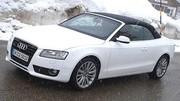 Essai Audi A5 Cabriolet 2.0 TFSI 211 ch : Toile de maître !