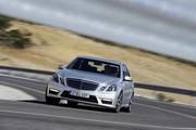 La Mercedes Classe E 63AMG arrive : Pour père de famille pressé