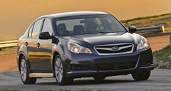 Nouvelle Subaru Legacy : Une Legacy plus généreuse