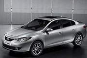 La berline Samsung SM3 : Elle annonce la Renault Mégane quatre portes...