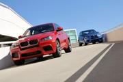 BMW X5 M et X6 M : Avec le blason sportif