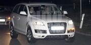 Audi Q7 : Audi travaille au peaufinage