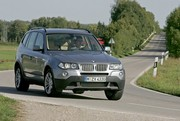 BMW X3 xDrive18d : Le X3 diesel se dégonfle