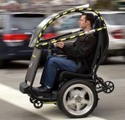 Segway PUMA : un véhicule urbain propre pensé avec GM