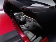 Mercedes SLS intérieur : Bienvenue à bord!