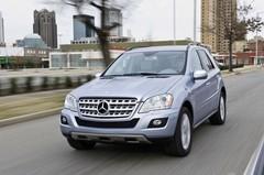 Mercedes ML 450 BlueHYBRID : La Classe M passe à l'hybride