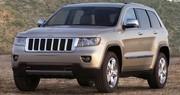 Nouveau Jeep Grand Cherokee : il grimpe... en gamme !