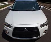 Mitsubishi Outlander GT Prototype : L'aspirateur