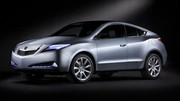 Acura ZDX : futur crossover