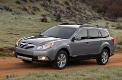 Subaru Outback : La Legacy branchée fait peau neuve !