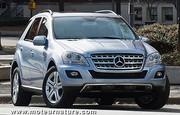 ML 450 Hybrid : La première Mercedes full hybride est pour les américains