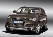 Audi Q7 : Facelift et version « Clean » au programme