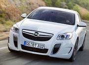 Opel Insignia OPC : premières images officielles
