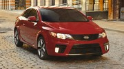 Kia Forte Koup : Diversification