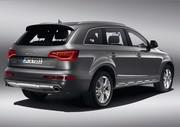 Audi Q7 restylée : Léger lifting pour un poids lourd