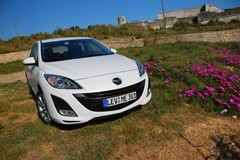 Essai Mazda 3 1.6 MZR-CD 109 : Nous, c'est le sport !