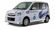 Subaru Stella Plug-in Hybrid : bientôt testée au Japon