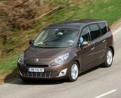 Essai Nouveau Renault Grand Scénic : Reprise en main