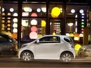 La Toyota iQ, 1ere pour l'ADEME, catégorie essence