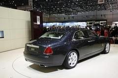 "La Rolls-Royce 200EX change de nom : La baby se nommera finalement ""Ghost"" !"