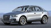Futur Audi Q3 : construit dans les usines Seat !