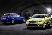 Nouvelles Octavia RS et Scout : La suite logique du Mondial de l'auto 2008