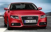 Audi A4 TDI e : la berline à 119 g/km de CO2