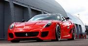 Ferrari 599XX : le souci de la performance