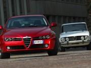 Alfa 159 : nouveaux moteurs