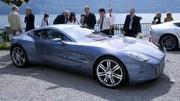 Aston Martin One-77 : l'intérieur dévoilé !