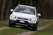 Fiat Sedici restylée : Le Sedici se repoudre le nez