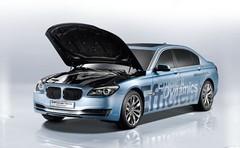 BMW 750hi : La Série 7 déjà prête pour l'hybride