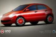 """Le retour de la Fiat Uno ? Le projet """"code 327"""" le laisse penser"""