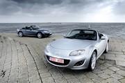 Essai Mazda MX-5 1.8 et 2.0A