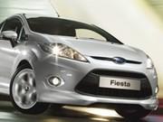 Une édition Sport pour la Ford Fiesta