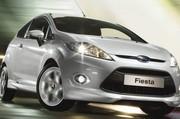 Ford Fiesta Sport Edition : Tout pour le style