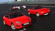 Mazda : 20 ans du MX-5 aux 24H du Mans