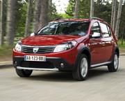 Dacia Sandero Stepway : Roumaine des steppes