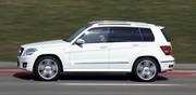 Essai Mercedes GLK 220 CDI : Avec l'économique moteur 220 CDI