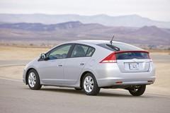 La Honda Insight en tête au Japon